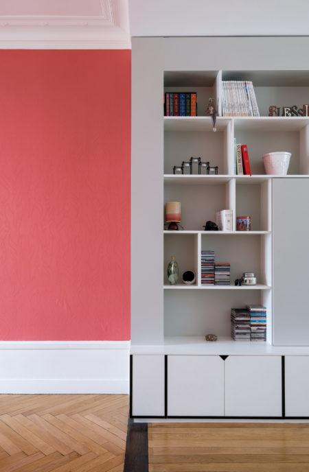 Opalie - Rénovation complète d'un appartement à Lyon